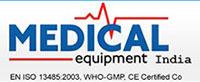 MEDICAL EQUIPMENT INDIA