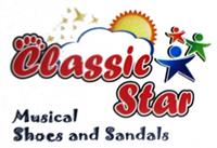 CLASSIC STAR KIDS FOOTWEAR
