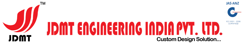 JDMT ENGINEERING INDIA PVT LTD.