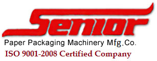 SENIOR PAPER PACKING MACHINERY MFG. CO.
