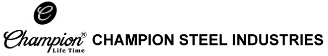 CHAMPION STEEL INDUSTRIES