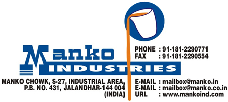 MANKO INDUSTRIES