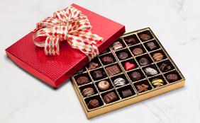 Chocolate Gift Boxes For Christmas