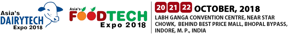 Asia's Dairy & Food Tech expo 2018