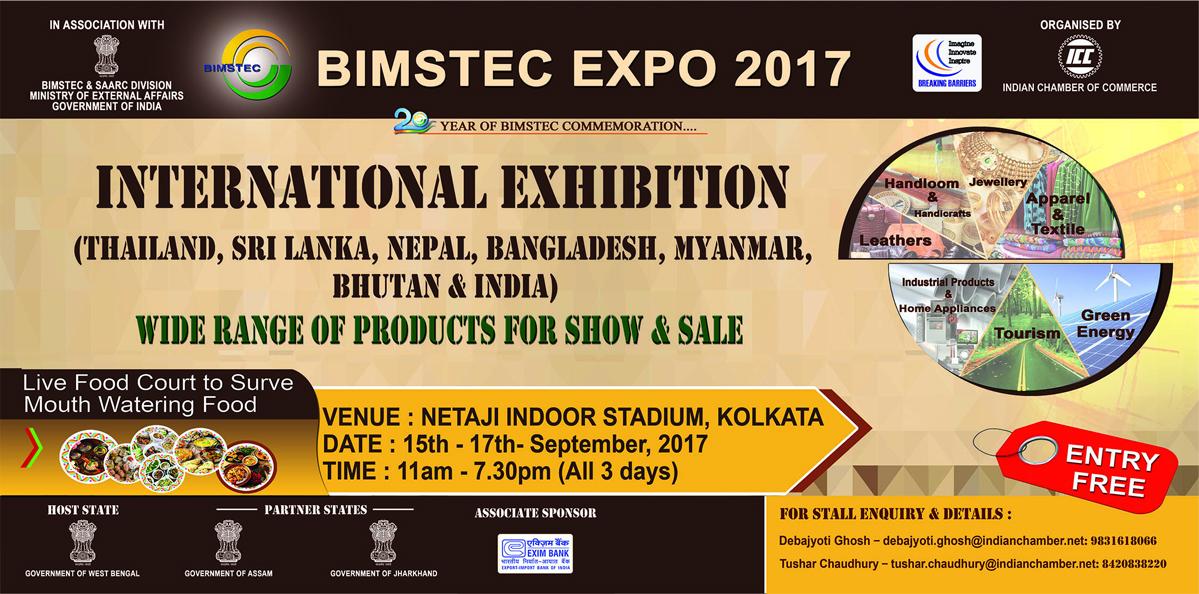 BIMSTEC EXPO – 2017