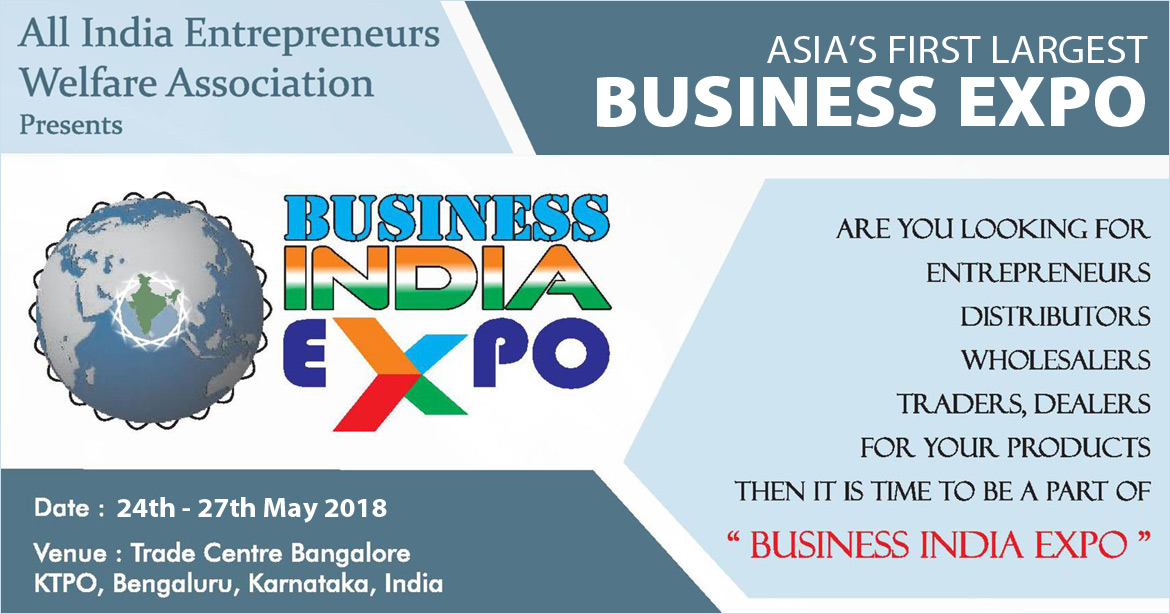 BUSINESS INDIA EXPO 2018