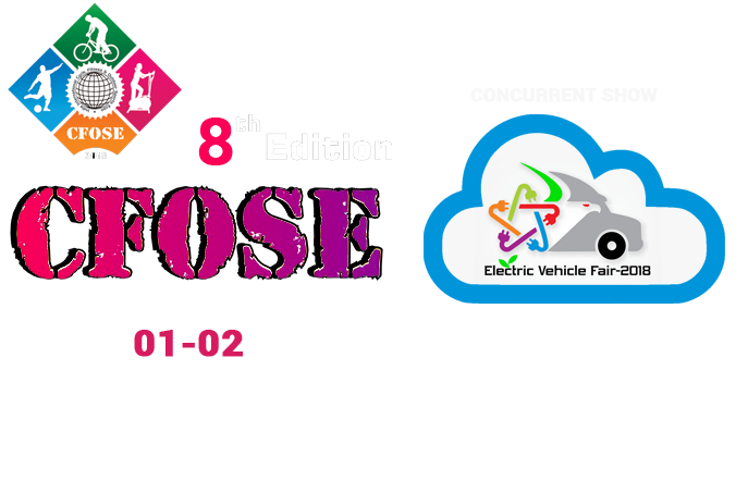 CFOSE(INDIA INTERNATIONAL CYCLE, FITNESS & OUTDOOR SPORT EXPO 2018)