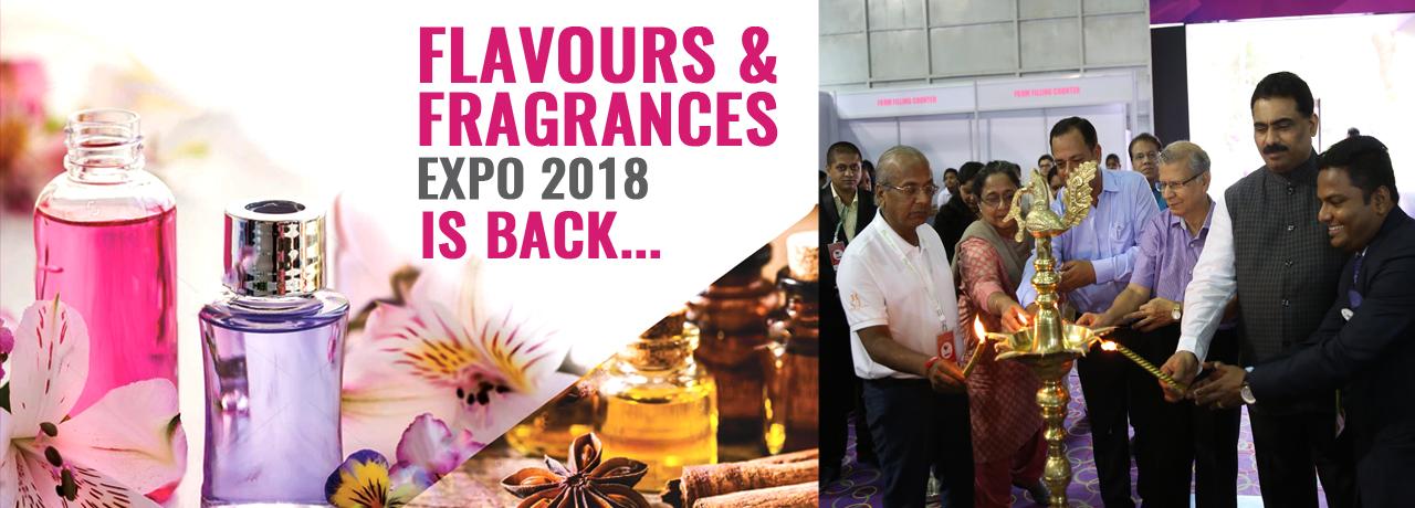 FLAVOURS & FRAGRANCES EXPO 2018