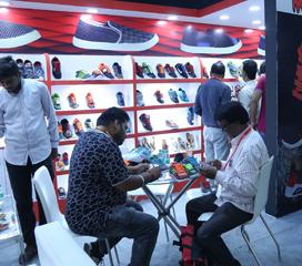 Footwear India expo 2018