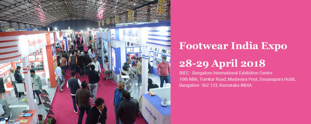 Footware India Expo 2018