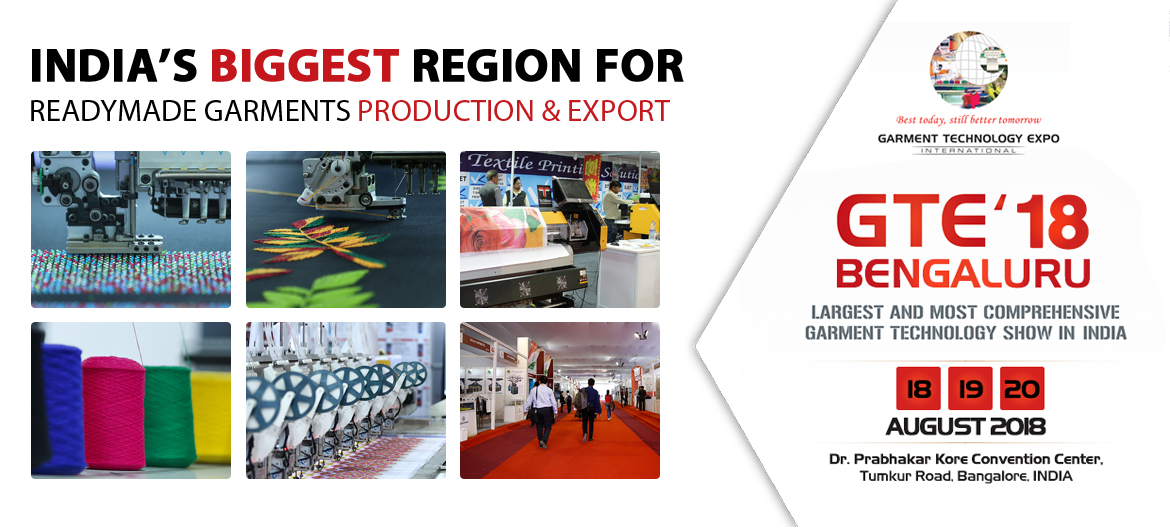 Garment Technology Expo 2018