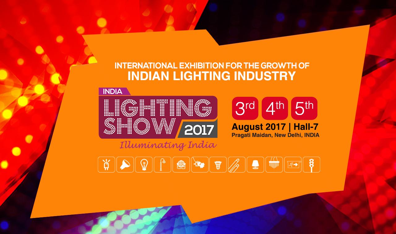 India Lighting Show 2017