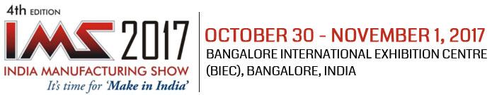 India Manufacturing Show 2017