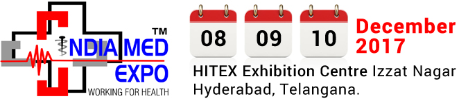 India Med Expo 2017 Hyderabad