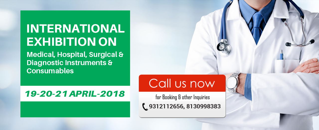 INDIA MEDICAL EXPO 2018