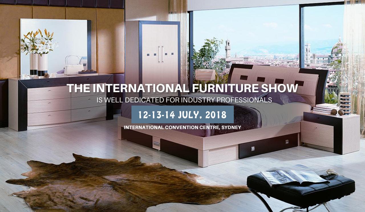 International Furniture Show Australia 2018 Furniture Trade Event