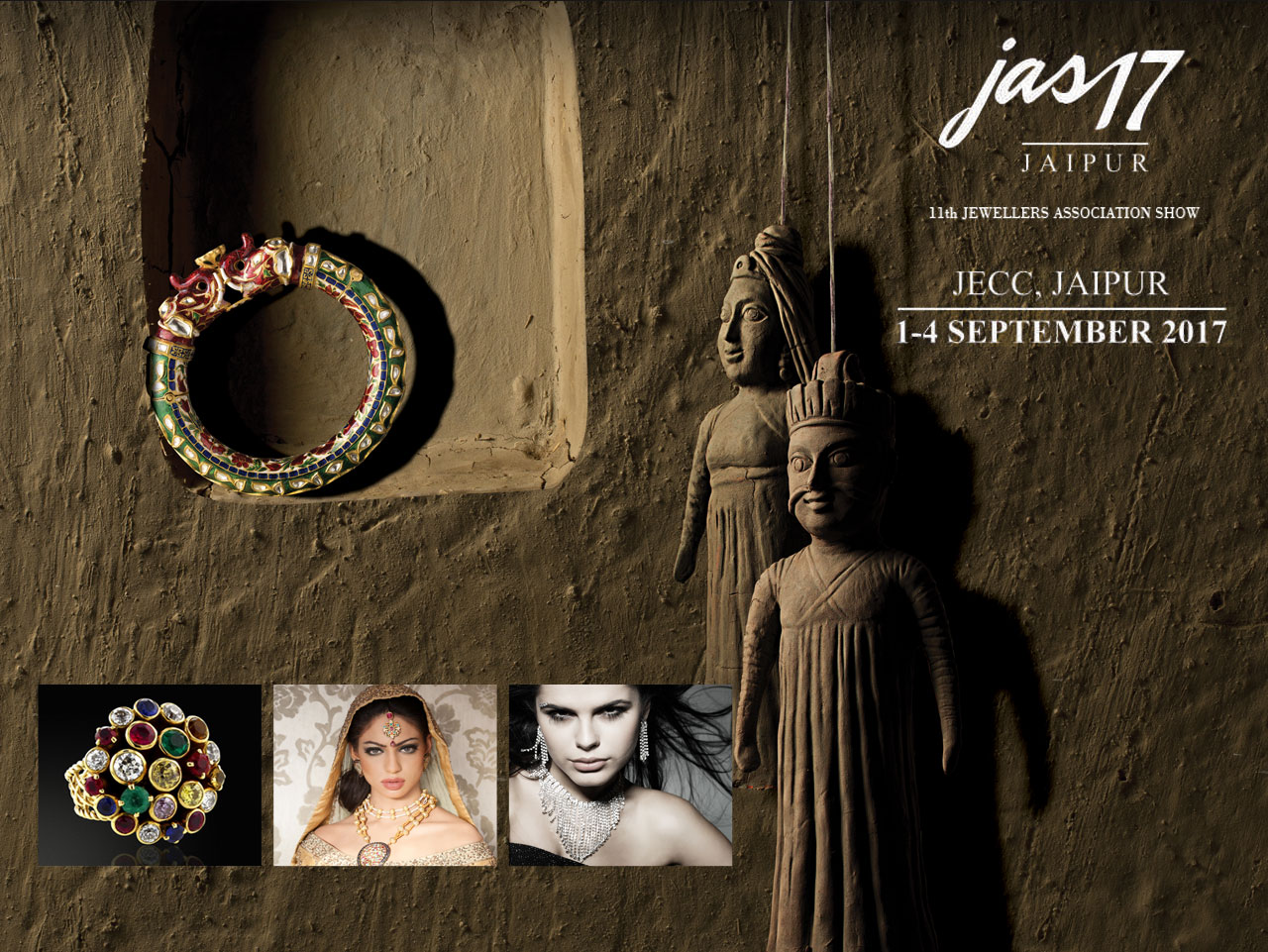 JAS-Jewellers Association Show 2017