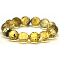Faceted Round Bead