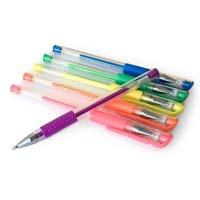 Colored Gel Pens