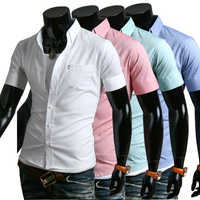 Half Sleeve Mens Shirt