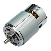 Automotive Dc Motor
