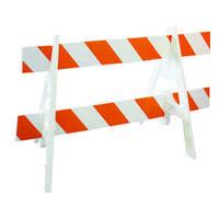 Roadway Safety Barricades