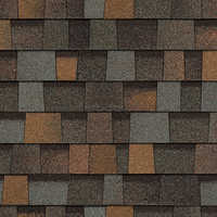 Plastic Roof Shingles