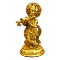 Bronze Krishna Statue