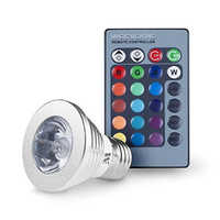 Led Remote Control Lights