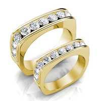 Gold Wedding Sets