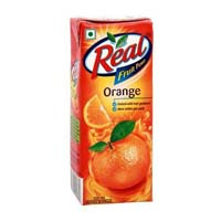 Real Fruit Juice