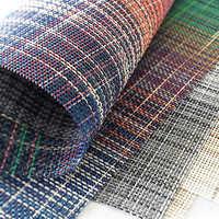 Woven Plastic Floor Mat