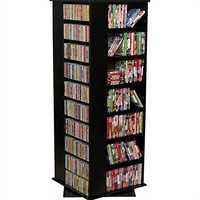 Revolving Book Rack