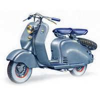 Scooter Lambretta