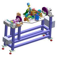 Automotive Welding Fixture