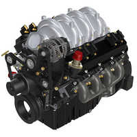 Natural Gas Engine