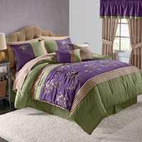 Embroidered Bedding Set