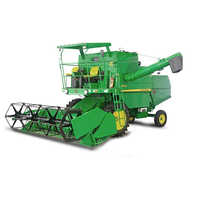 Mini Harvester Machine