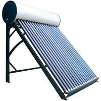Steam Power Solar Water Heater