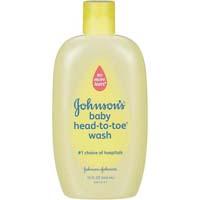 Johnson Baby Wash