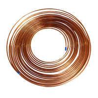 Pvc Copper Coil