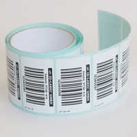 Serial Numbers Label