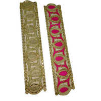 Embroidered Sashes