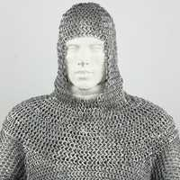 Chainmail Coifs