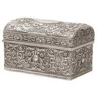 Antique Metal Boxes