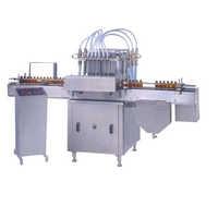 Edible Oil Filling Machine