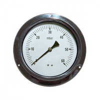 Compound Pressure Gauge