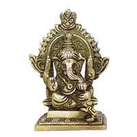 Religious Brass Idols
