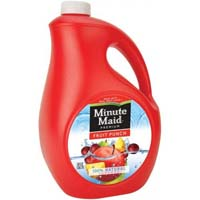 Minute Maid Fruit Juice