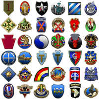 Army Regimental Badges